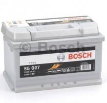 Акумулатор BOSCH Silver S5 74Ah