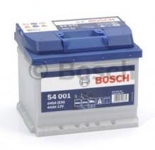 Акумулатор BOSCH Silver S4 44Ah