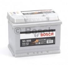 Акумулатор BOSCH Silver S5 63Ah