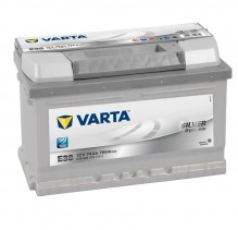 Акумулатор VARTA Silver Dinamic 74Ah